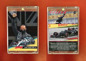 Lewis Hamilton Card | Black Lives Matter | Formula 1 | Gen Next