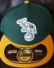 New Era Oakland Athletics Diamond Batting Practice 59 FIFTY Fitted 6 5/8 Hat
