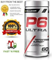 CELLUCOR P6 ULTRA BOOST TEST LEVELS MUSCLE SIZE & STRENGTH + FREE SHIPPING