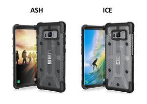 Urban Armor Gear - Plasma for Samsung Galaxy S8 - Ash / Ice