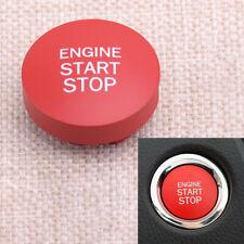 Red Engine Start Stop Interruptor de botón de ajuste para Toyota RAV4 Prado chr Alfa Camry