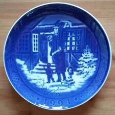 piatto di Natale Royal Copenaghen 1994