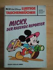 LTB – Lustiges Taschenbuch Nr.63 Erstauflage 1979 TOP rar