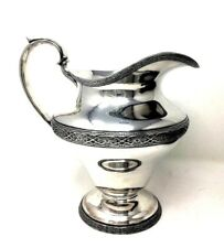 Vintage Wilcox Silver Plate Co. Pitcher 1980N