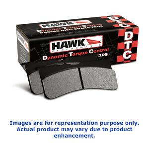 Hawk For 2012 - 2014 McLaren  MP4-12C / Disc Brake Pad Front - HB586U.660