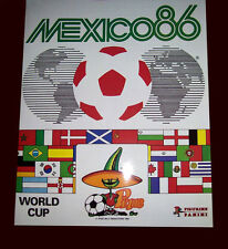 SOCCER WORLD CUP MEXICO 1986 - PANINI ALBUM Argentina Official Replica