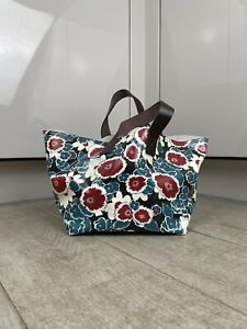 MARNI Flower Patterned Grab Bag