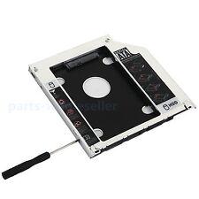 2nd HDD SSD Hard Drive Caddy Adattatore per Apple MacBook pro A1286 metà 2011