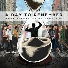 """A Day To Remember - What Separates Me From You (NEW 12"""" VINYL LP)"""