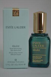 Estée Lauder Idealist Pore Minimizing Skin Refinisher BNIB 1.7fl.oz./50ml