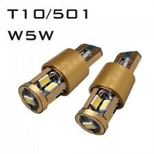 T10 CAN BUS GOLD  MTEC LED