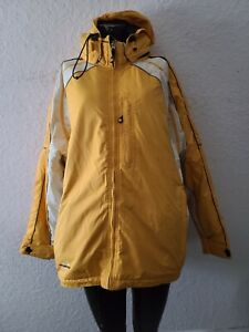 Obermeyer Axis Hydroblock DuroGuard 2 in 1 Ski/ Snow Jacket Yellow