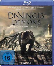 2 Blu-rays * DA VINCI`S DEMONS - STAFFEL / SEASON 3  # NEU OVP $
