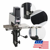 Industrial Electric Auto Stapler Binder Machine 210 Staple 2-50 sheet Heavy Duty