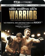 Warrior (4K Ultra HD)(UHD)(Dolby Vision)(Atmos)(Pre-order / Oct 24)