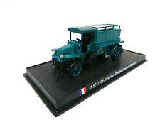 Arroseuse pompe à incendie Renault 1920 - 1/57 VEHICULE POMPIER CAMION DIECAST