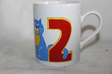 Mug Cup Tasse à café Linda Beard Cats with no 2