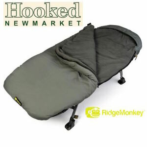 RidgeMonkey Escape Junior Bunk Bedchair Sleep System *NOW IN STOCK*