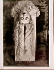 Man Ray Woman With Long Hair Photographic Reprint Offset Lithograph 14x11