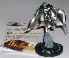 MARTIAN MANHUNTER 057 57 Brave an the Bold DC HeroClix Black Lantern Corps Chase