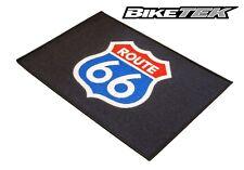 NEW AMERICAN USA ROUTE 66 DOOR MAT WELCOME MAT ENTRANCE MAT SHOW ROOM GARAGE MAT