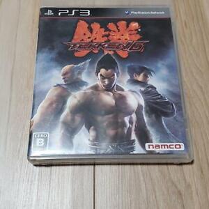 PS3 Tekken 6 97133 Japanese ver from Japan