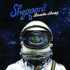 SHEPPARD - Bombs Away -- CD  NEU & OVP
