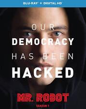 Mr. Robot: Season 1 [Blu-ray], Rami Malek, Christian Slater, , 025192319952, Goo