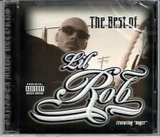 LIL ROB- THe Best of  CD NEW  Chicano Rap