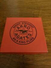 Reproduction Akro Agate Box Fill Yours Up Today.
