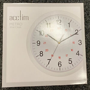 Actim Metro Wall Clock