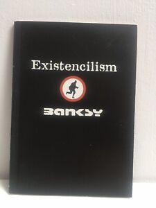 Banksy Existencilism pocket book Vol. 2 by Banksy (2002)