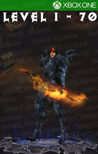 Diablo 3 Xbox One - Fully Modded Set Demon Hunter - Unhallowed - Level 1 - 70