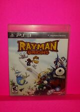 Rayman Origins (Sony PlayStation 3, 2011) PS3 COMPLETE