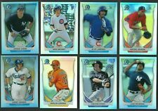 2014 Bowman Chrome Draft Top Prospects REFRACTOR Parallel Single Cards Ref 61-90