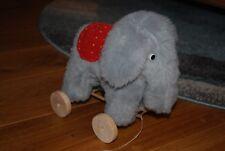 Bastelpackung Bastelset f. Ziehtier Elefant, Plüsch, ca, 17 cm v. Meyenbären