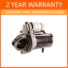 Starter Motor MERCEDES-BENZ C200 C220 2.2 CDI 1997-2006 2.0kW *ORIGINAL PART RE*