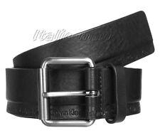 Cintura-Belt-Pемень uomo CALVIN KLEIN K50K502473 Arthur Roller Belt - nero
