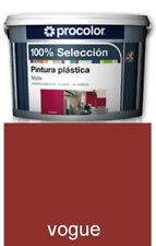Pintura Plast Mate Vogue - 100% SELECCION - PROCOLOR - 4 L
