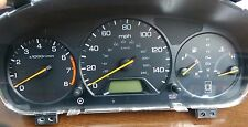 1998 1999 Honda Accord EX LX Speedometer Gauge Cluster Coupe 2.3L 4cyl AT