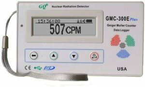 GMC-300E-Plus Digital Geiger Counter Nuclear Radiation Detector Monitor Meter