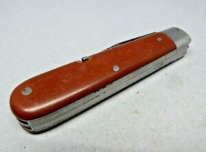 1942 Elsener Schwyz / Victorinox 100mm Model 1908 Soldier Swiss Army Knife