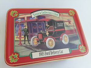 1/43 o scale ERTL 1905 Ford delivery car TEXACO van truck