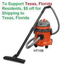 HT15B 1000W 110V 15L Industrial Commercial Vacuum Cleaner Floor Wet Dry VAC