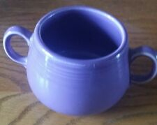 Fiesta®, Dinner ware, Sugar with no Lid, Lilac purple, Hard to Find, Nice