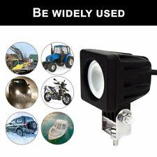 1x 10W CREE LED Work Light Bar Flood Beam 4WD Reverse Lamp 12V 24V New Brand