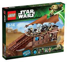"""Lego Star Wars 75020 - """"Jabba's Sail barge"""" !!!"""