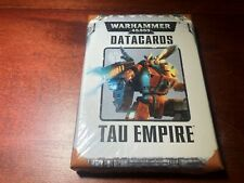 Warhammer 40k Tau Empire DataCards Pack New