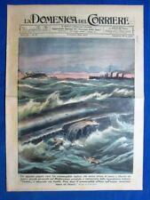 La Domenica del Corriere 6 ottobre 1940 Cosenz - Cassala - Londra