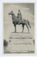 General Meade Memorial GETTYSBURG PA Civil War Battlefield Buohl Postcard